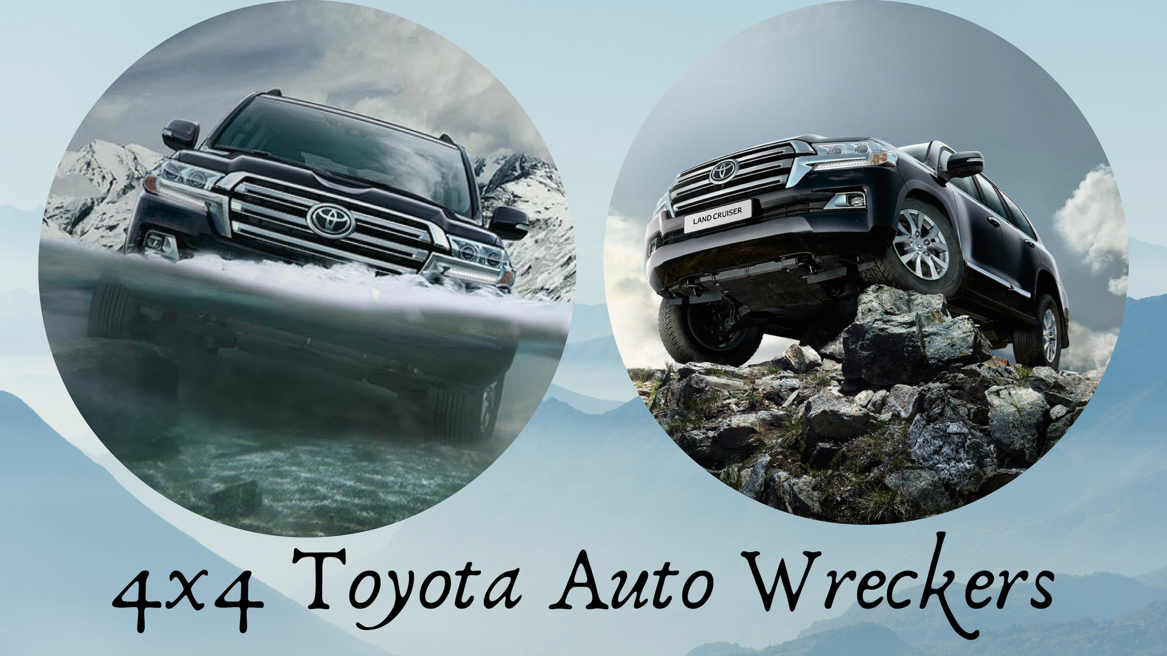 4x4 Toyota Auto Wreckers