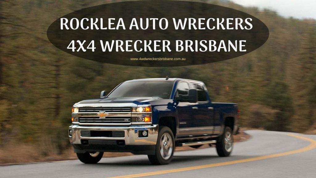 Damaged Four Wheel Drives in Brisbane