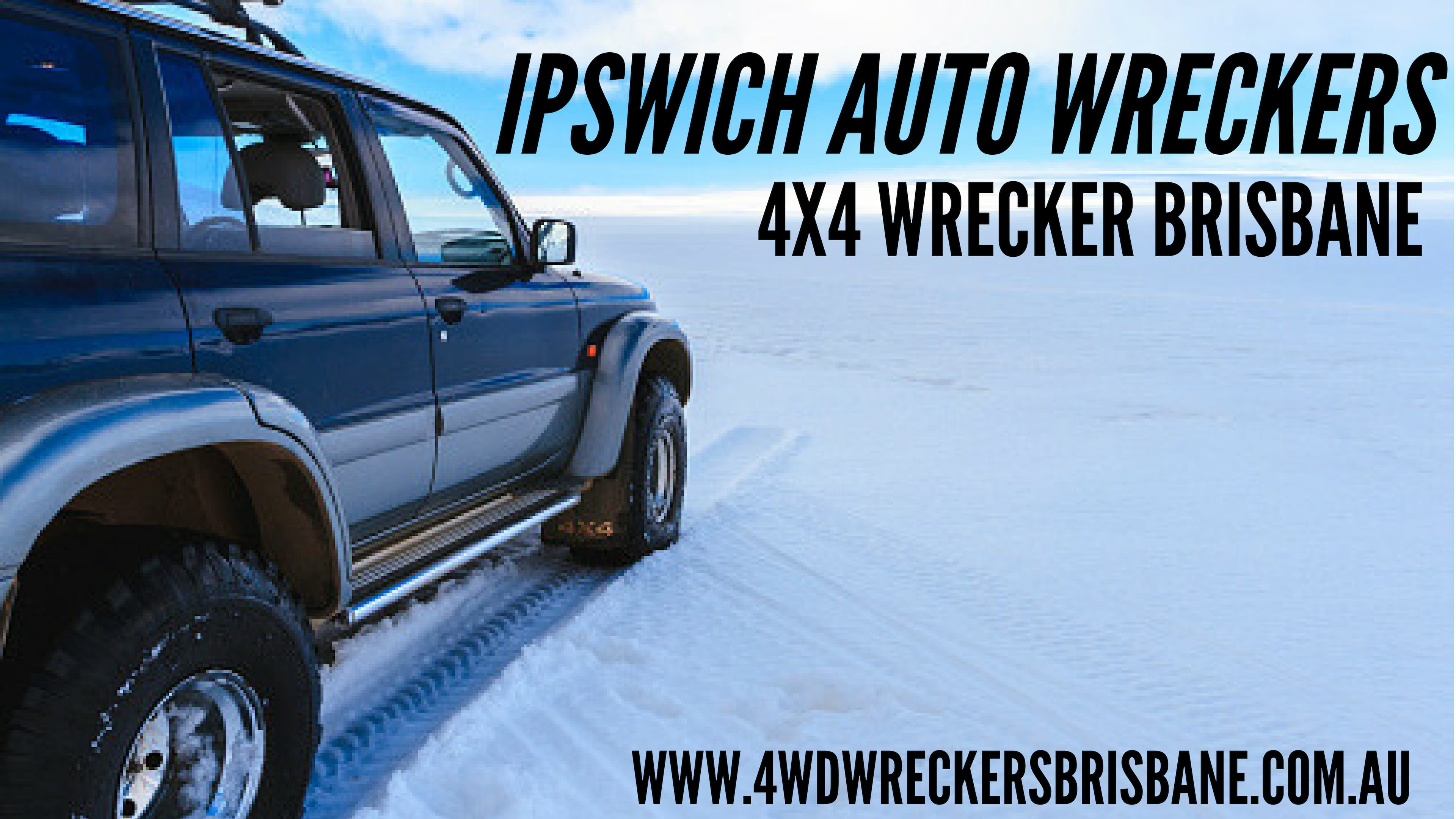 4WD Removal Services
