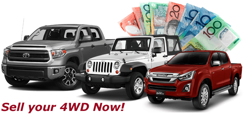 4WD Wreckers Brisbane